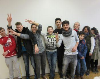 Kunstkarussell Projekt mit der Kunstschule Offenburg. (VKL)